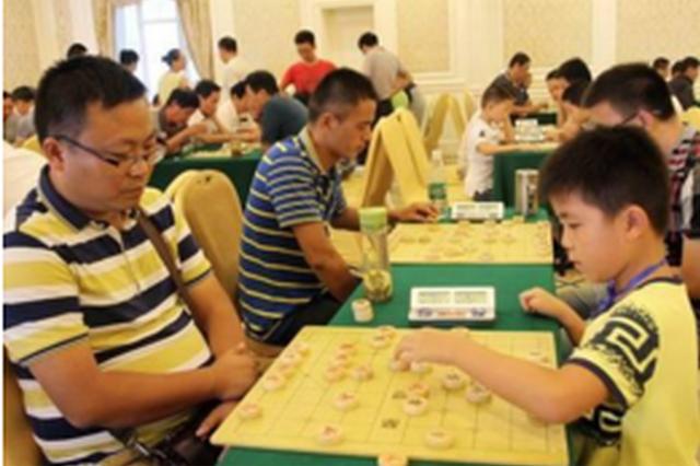 全国象棋公开赛 贵州省选手夺两项冠军