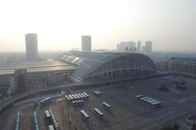 贵阳两大火车站11天送客112万 今起临时列车陆续停运