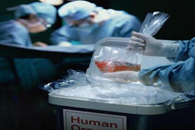 贵州将建大器官移植中心 可进行心、肺等器官移植