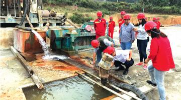 今年 贵州已打出15眼温泉井