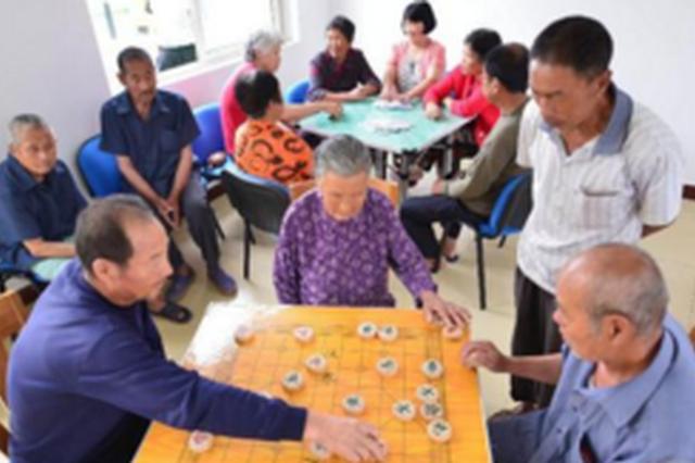 贵州再建2500所农村幸福院 到2020年将达6000所