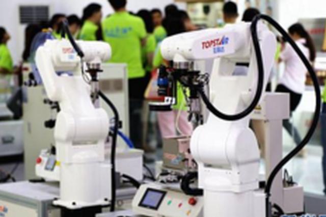 2018数博会:小编机器人将亮相 能快速对文本进行勘误