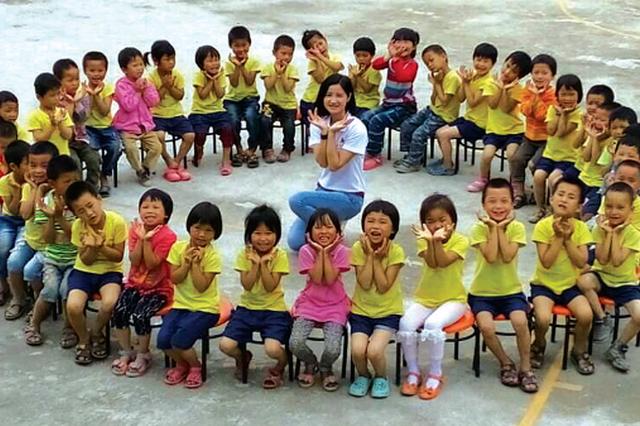 贵州希望工程:3年援建313所山区希望童园