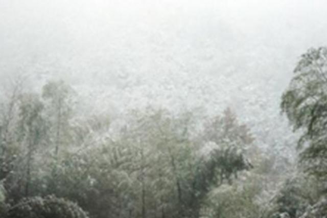 """贵州:""""小雪""""不下雪 大部分地区却是寒意十足"""