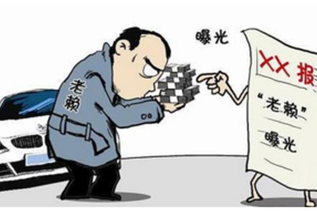 安顺与4家公司签订协议 禁止失信被执行人开车上高速
