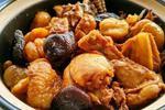 香菇板栗烧鸡