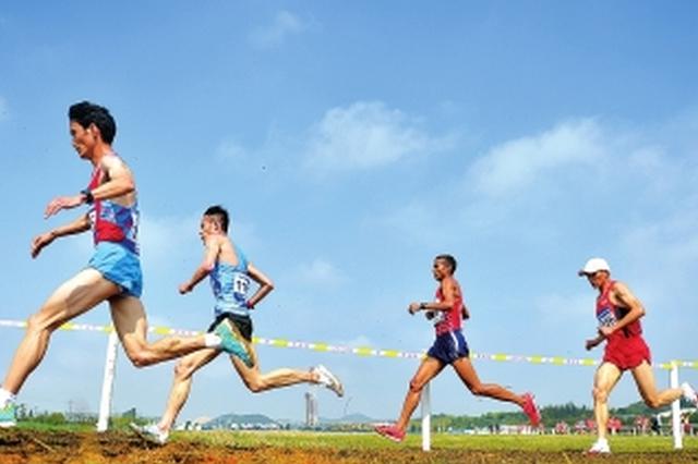 亚洲越野赛中国队收获三金 贵州选手赵长虹收获铜牌
