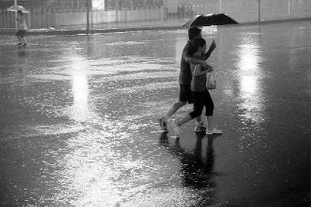 """贵州未来两天雷阵雨成""""常客"""" 个别乡镇有冰雹"""