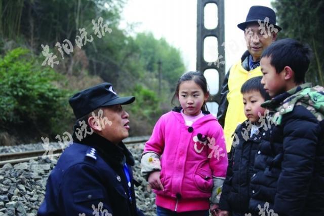 贵州:小站老铁警 28年的坚守