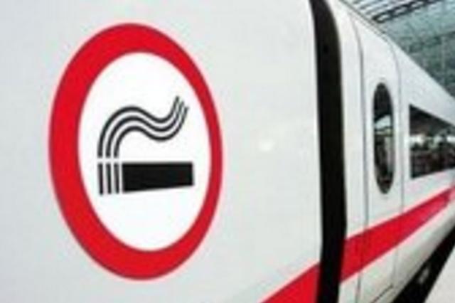 5月1日起 动车上吸烟禁乘180天