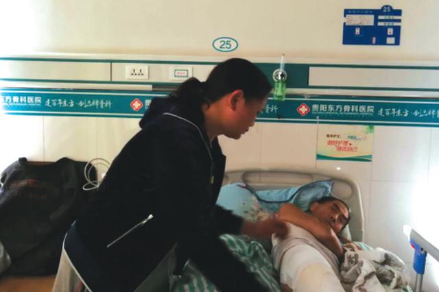 环卫女工为救重病丈夫 愿扫10年卫生偿还医疗费