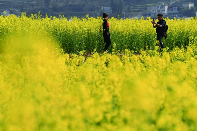 贵阳市去年旅游总收入同比增长34.72%
