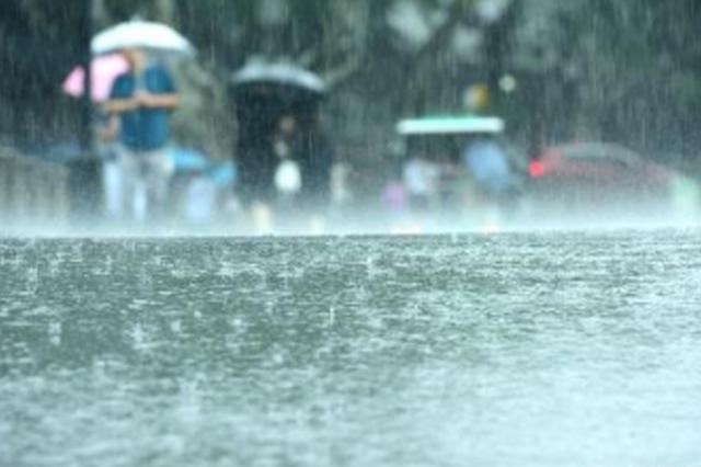 贵州:未来三天雷阵雨不断 中西部地区雨量较大