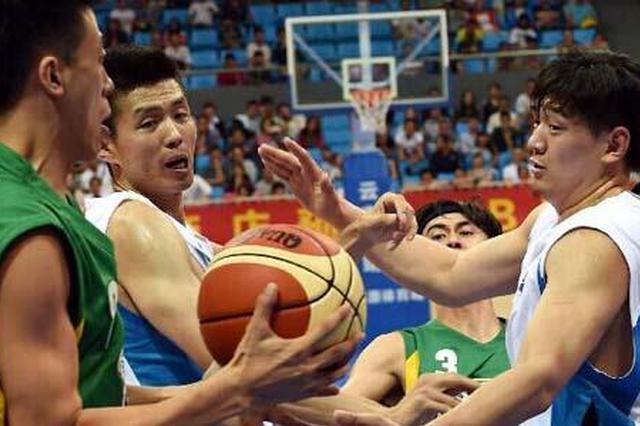 2018全国校园篮球:贵州两个队 分获三四名
