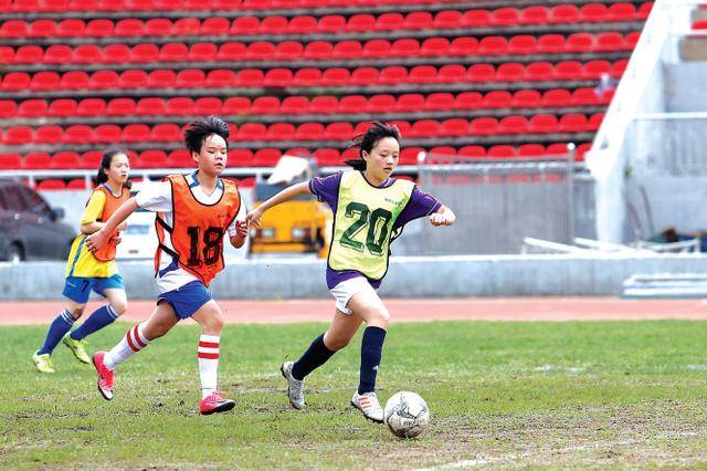 全国青少年校园足球夏令营贵州营区选拔活动拉开帷幕