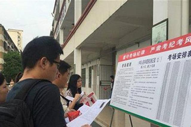 贵州:公务员笔试成绩 5月下旬公布