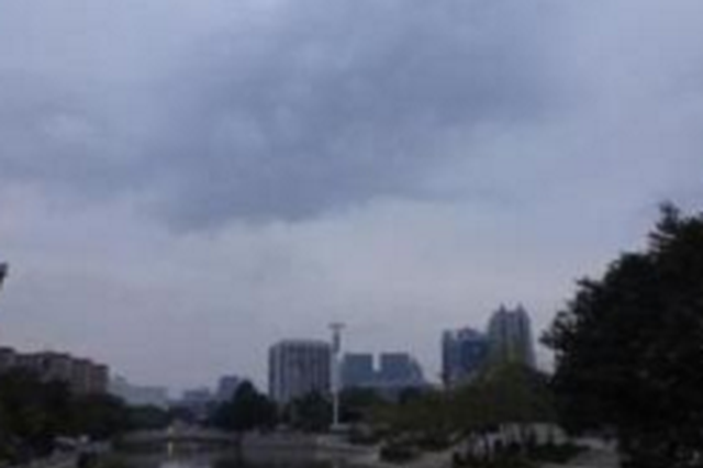 贵州:今日仍有雨 气温略下降