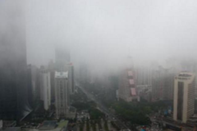 贵州:强对流去而复返 暮春阳光明日来