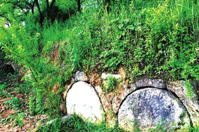 """修文白岩寨发现古代""""环保坟""""?"""