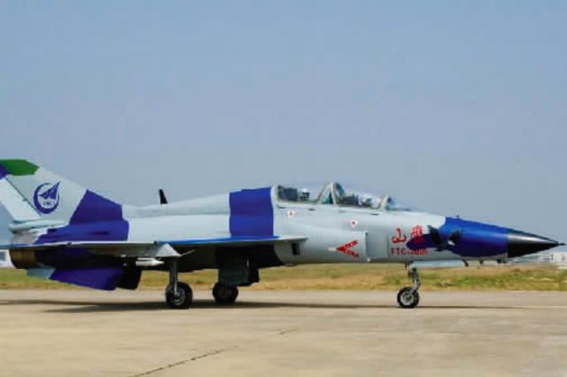 """贵州""""山鹰""""FTC-2000 首次出口翱翔苏丹"""
