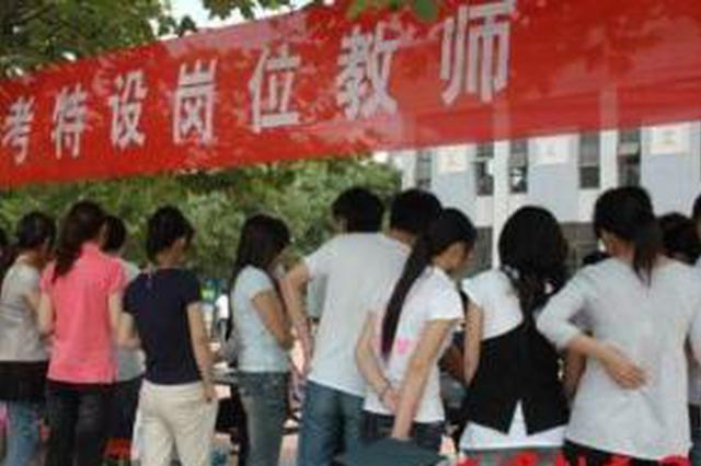 5月26日起报名!2018年贵州省特岗教师招聘办法和实施方案来了