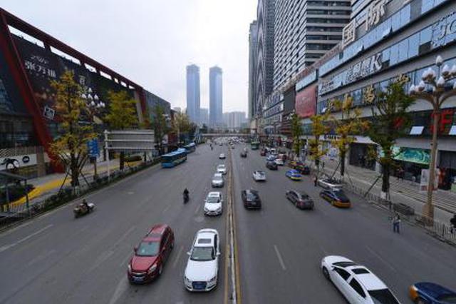 花果园增6条抓拍路段 加强交通管理