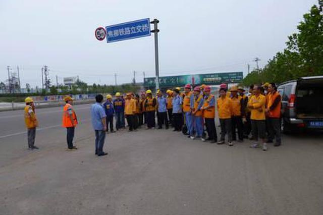 贵阳市城管局加强城区防汛工作