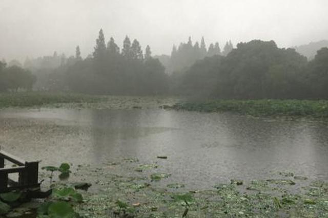 贵州昨日1乡镇现大暴雨 未来降雨减弱