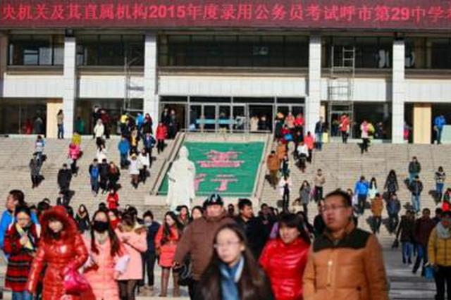 """贵州3800余人参加社工""""国考""""  创历年新高"""