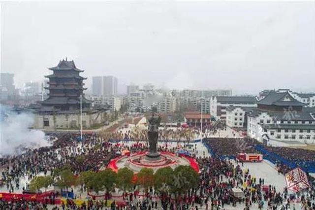 端午小长假首日 贵阳旅游进账7.97亿元