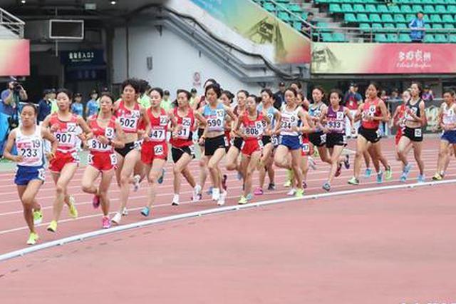 2018年全国田径冠军赛暨大奖赛决赛第二天情况
