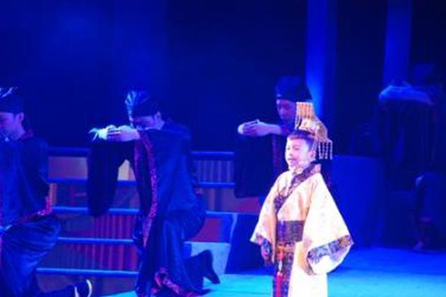 中国古典诗词演唱会在孔学堂开唱