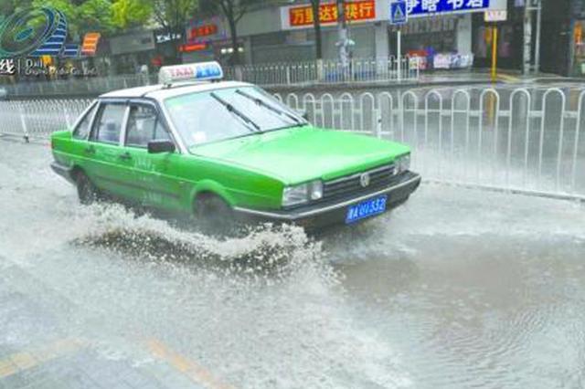 贵州省:本周多暴雨天气