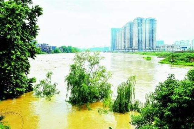 大雨接着下 今天转战贵州的中部以西以南地区