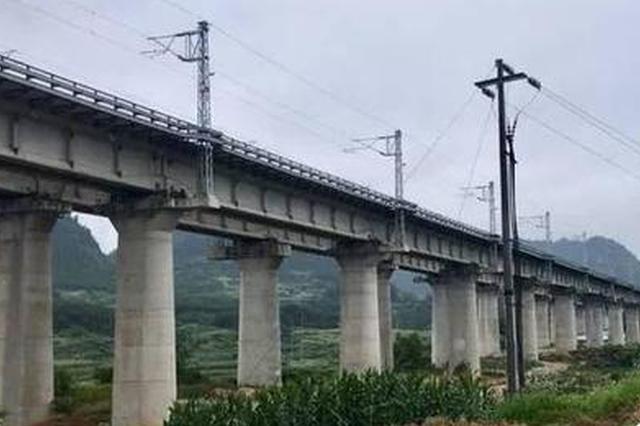 铜玉铁路开始静态验收 年底有望具备开通运营条件