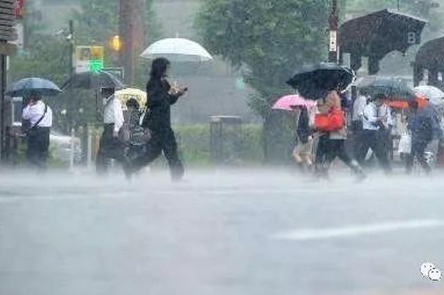 特大暴雨!贵州启动橙色预警响应