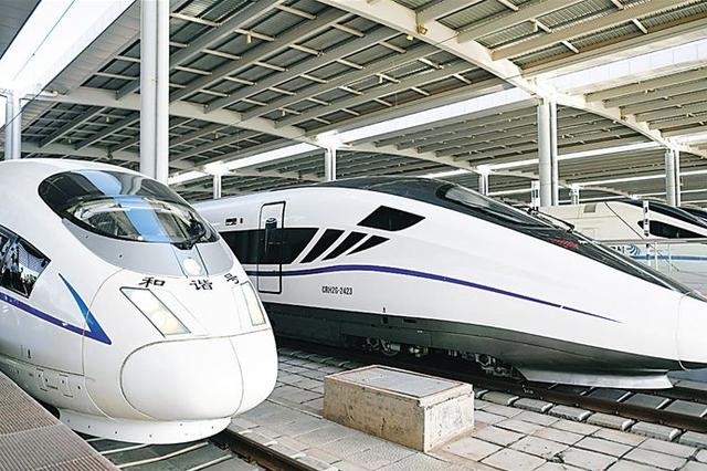 渝贵铁路为高温省市开出清凉动车
