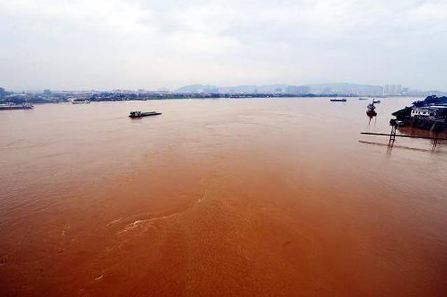 贵州省内三条河流一天之内超警