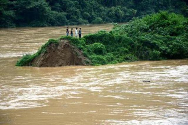 未来两天 贵州省20条河流或发小洪水