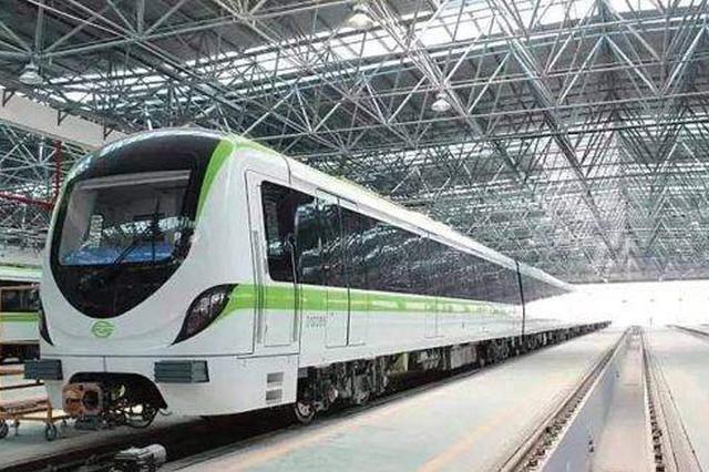 贵阳轨道交通2号线麦架车辆段 11个分部工程通过验收