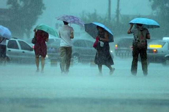 贵州:新一轮强降雨今日启程 需防次生灾害
