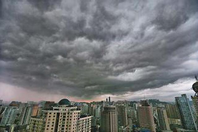 昨日贵州现9站大暴雨 强降雨天气还将持续