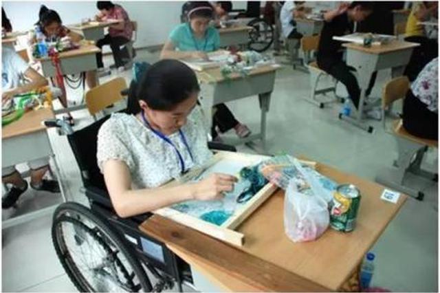 贵州出台措施 扶持残疾人辅助性就业机构安置残疾人