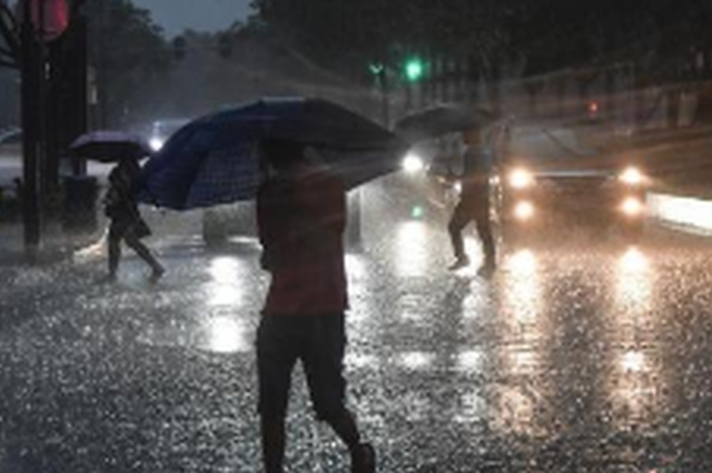 贵州:周末 全省阵雨降温