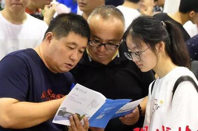 贵阳市2018年普通高中网招第二天共计录取考生9596人