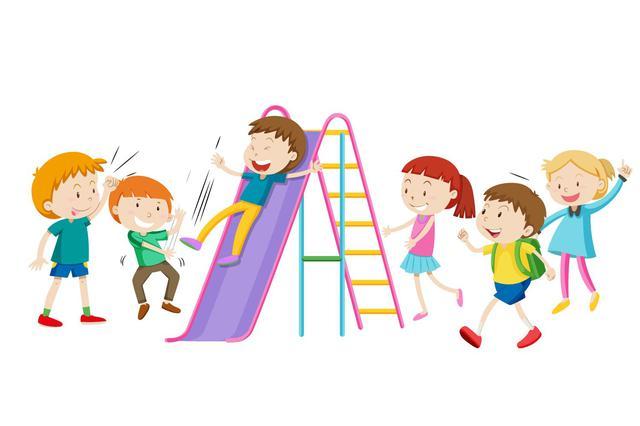 抱着孩子玩滑梯摔骨折 谁之过?
