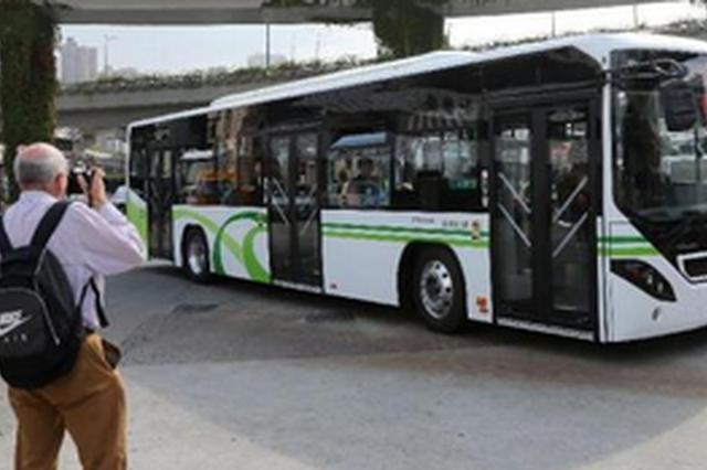 黔东南州跨县公交车即将开通