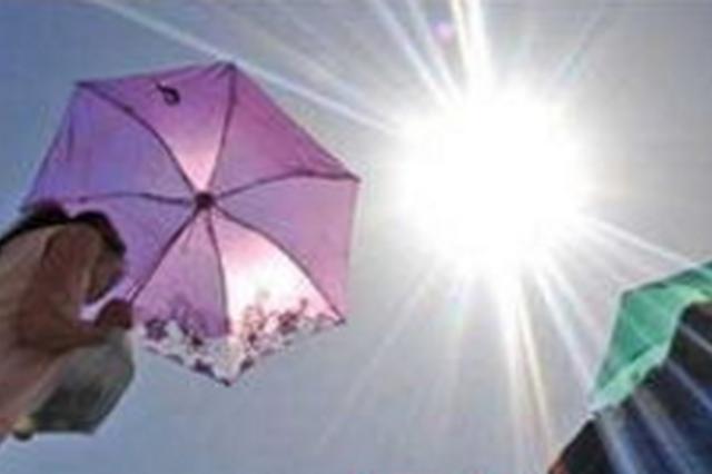 """贵阳7月日均气温仅24.2℃ 入伏后市民感觉""""天热"""""""