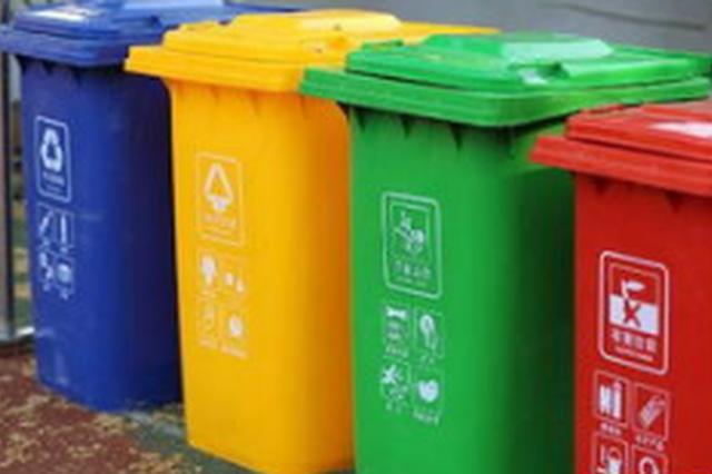 贵阳市城管局环卫开放日活动 邀请市民了解垃圾分类