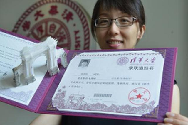 高考一本录取首日 2060名考生被录取